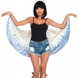 Egyptian Goddess Festival Wings Gothic Plus Gothic Clothing, Jewelry, Goth Shoes & Boots & Home Decor