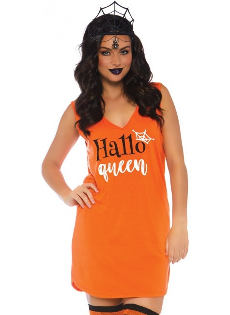Halloqueen Halloween Party Dress at Gothic Plus, Gothic Clothing, Jewelry, Goth Shoes & Boots & Home Decor