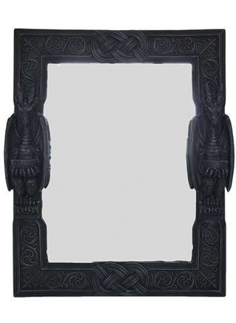 Celtic Dragon Wall Mirror at Gothic Plus, Gothic Clothing, Jewelry, Goth Shoes & Boots & Home Decor
