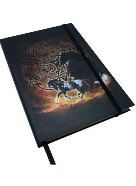 Celtic Horse Journal at Gothic Plus, Gothic Clothing, Jewelry, Goth Shoes & Boots & Home Decor