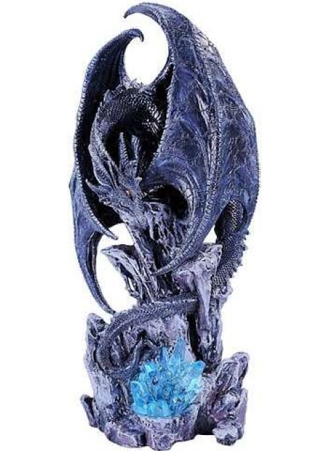 Morning Stretch Dragon Light at Gothic Plus, Gothic Clothing, Jewelry, Goth Shoes & Boots & Home Decor