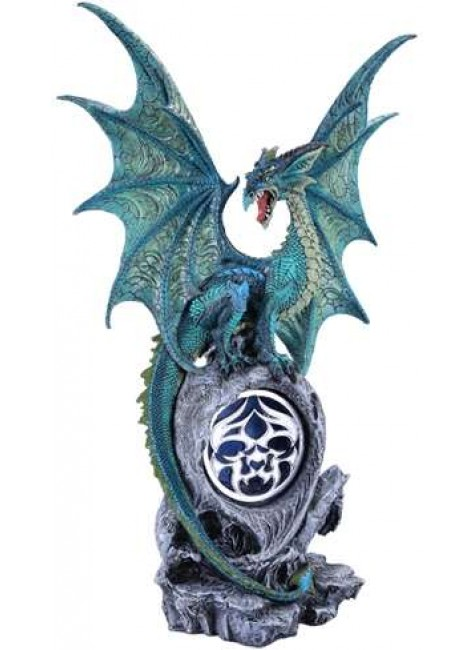Jade Dragon Light at Gothic Plus, Gothic Clothing, Jewelry, Goth Shoes & Boots & Home Decor