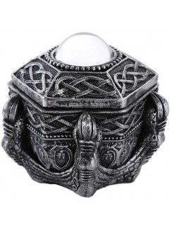 Dragon Claw Trinket Box Gothic Plus Gothic Clothing, Jewelry, Goth Shoes & Boots & Home Decor
