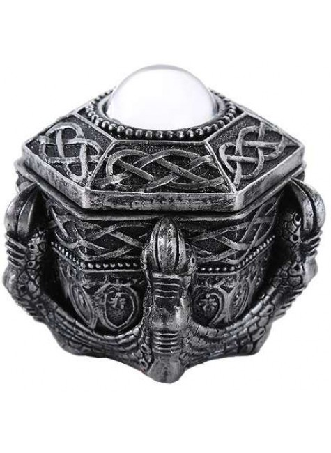 Dragon Claw Trinket Box at Gothic Plus, Gothic Clothing, Jewelry, Goth Shoes & Boots & Home Decor