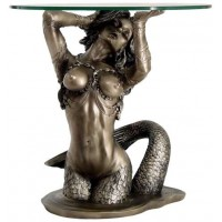 Sunsaitable Mermaid Table by Monte Moore