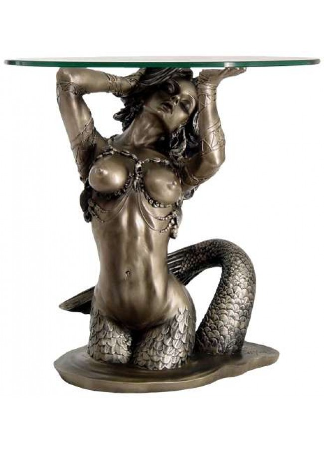 Sunsaitable Mermaid Table By Monte Moore At Gothic Plus, Gothic Clothing,  Jewelry, Goth