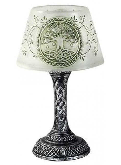 Tree of Life Mini LED Lamp at Gothic Plus, Gothic Clothing, Jewelry, Goth Shoes & Boots & Home Decor