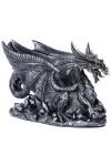 Winged Dragon Gothic Wine Bottle Holder