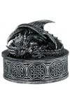 Watchful Dragon Lidded Box