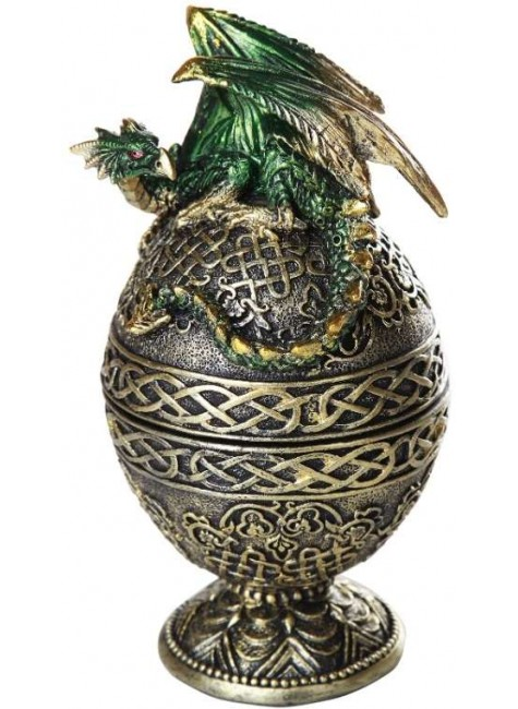 Dragon Egg Trinket Box at Gothic Plus, Gothic Clothing, Jewelry, Goth Shoes & Boots & Home Decor