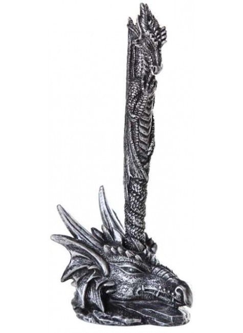 Dragon Pen and Holder Desk Set at Gothic Plus, Gothic Clothing, Jewelry, Goth Shoes & Boots & Home Decor