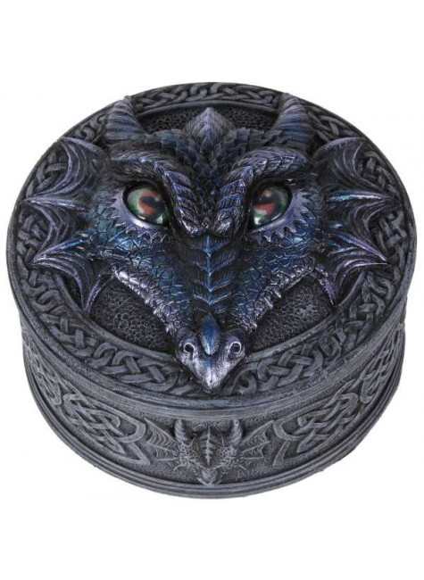 Dragon Box with Movable Eyes at Gothic Plus, Gothic Clothing, Jewelry, Goth Shoes & Boots & Home Decor