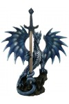 Sea Blade Dragon Desk Top Letter Opener