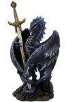 Nether Blade Dragon Desk Top Letter Opener