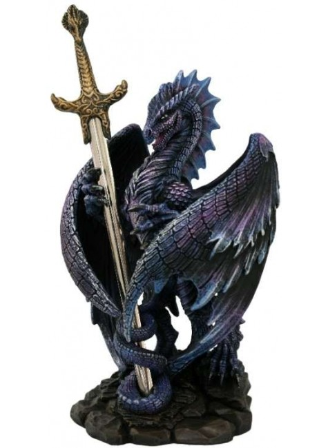 Nether Blade Dragon Desk Top Letter Opener at Gothic Plus, Gothic Clothing, Jewelry, Goth Shoes & Boots & Home Decor