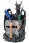 Dragon Armor Utility Holder Pen Cup