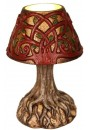 Tree of Life Small LED Lamp at Gothic Plus, Gothic Clothing, Jewelry, Goth Shoes & Boots & Home Decor