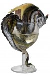 White Wine Dragon Statue