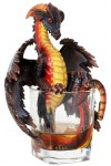 Rum Dragon Statue