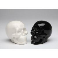 Skull Salt and Pepper Shaker Set