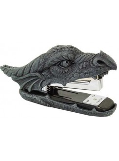 Dragon Desktop Stapler Gothic Plus Gothic Clothing, Jewelry, Goth Shoes & Boots & Home Decor