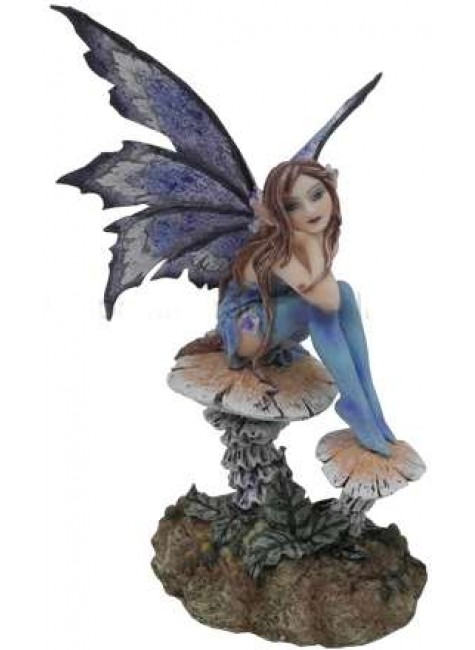 Nice Fairy Statue at Gothic Plus, Gothic Clothing, Jewelry, Goth Shoes & Boots & Home Decor