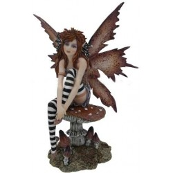 Naughty Fairy Statue Gothic Plus Gothic Clothing, Jewelry, Goth Shoes & Boots & Home Decor