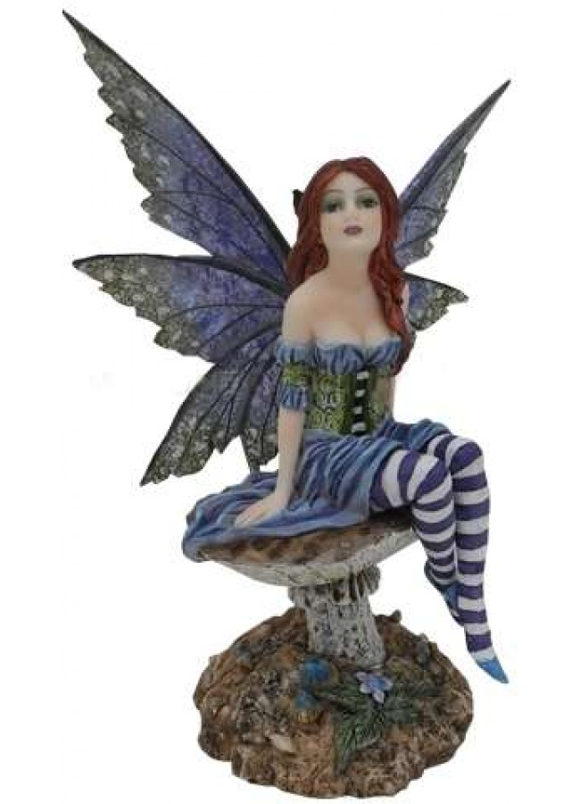 Bottom Of The Garden Fairy By Amy Brown At Gothic Plus Clothing Jewelry