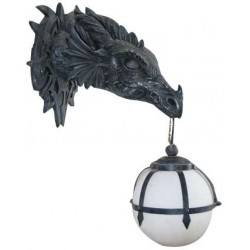 Dragon Wall Sconce Gothic Plus Gothic Clothing, Jewelry, Goth Shoes & Boots & Home Decor