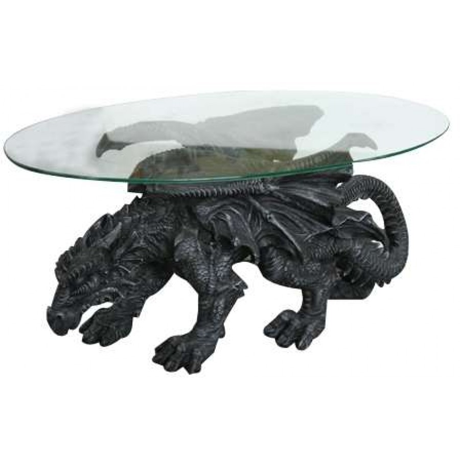 Dragon Winged Coffee Table By Monte Moore 33 Inches Long Dragon Table