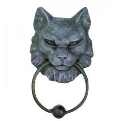 Gargoyle Cat Door Knocker Gothic Plus Gothic Clothing, Jewelry, Goth Shoes & Boots & Home Decor