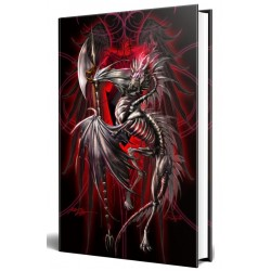 Dragon Litche Blade Embossed Journal Gothic Plus Gothic Clothing, Jewelry, Goth Shoes & Boots & Home Decor