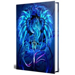 Dragon Sea Blade Embossed Journal Gothic Plus Gothic Clothing, Jewelry, Goth Shoes & Boots & Home Decor