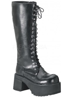 Ranger Mens Combat Boot Gothic Plus Gothic Clothing, Jewelry, Goth Shoes & Boots & Home Decor