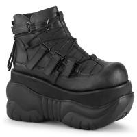 Boxer Unisex Platform Ankle Boot