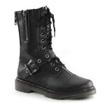 Defiant 206 Lace Up Zipped Mens Boot