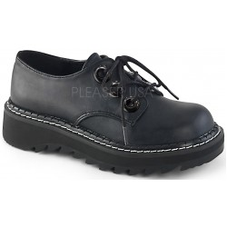 Lilith Womens Oxford Shoe Gothic Plus Gothic Clothing, Jewelry, Goth Shoes & Boots & Home Decor