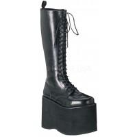 Mega Mens Gothic Platform Boot