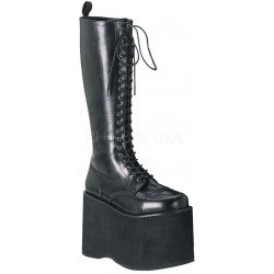 Mega Mens Gothic Platform Boot Gothic Plus  Gothic Clothing, Jewelry, Goth Shoes, Boots & Home Decor