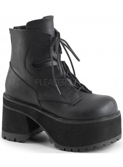 Ranger Womens Platform Combat Boot Gothic Plus Gothic Clothing, Jewelry, Goth Shoes & Boots & Home Decor