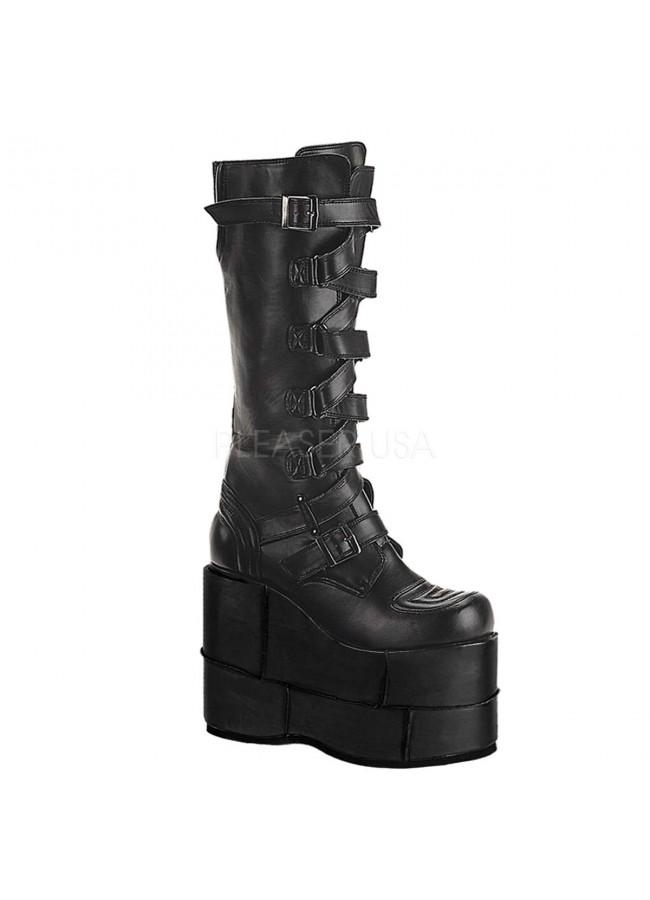 Mens Extreme Platform Knee Boot - Mens