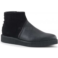 Creeper 750 Ankle Boot Gothic Plus Gothic Clothing, Jewelry, Goth Shoes & Boots & Home Decor