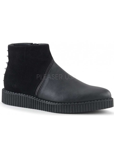 Creeper 750 Ankle Boot at Gothic Plus, Gothic Clothing, Jewelry, Goth Shoes & Boots & Home Decor