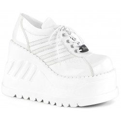 Stomp Womens Platform Sneaker Gothic Plus Gothic Clothing, Jewelry, Goth Shoes & Boots & Home Decor
