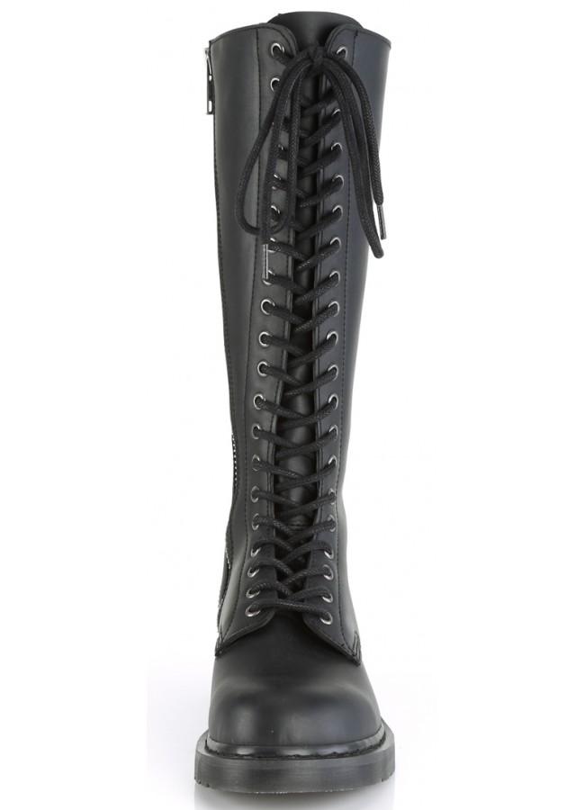 men in knee high boots
