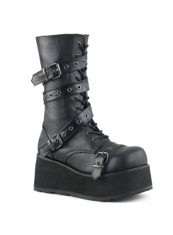 Trashville 205 Mens Platform Boot Gothic Plus Gothic Clothing, Jewelry, Goth Shoes & Boots & Home Decor