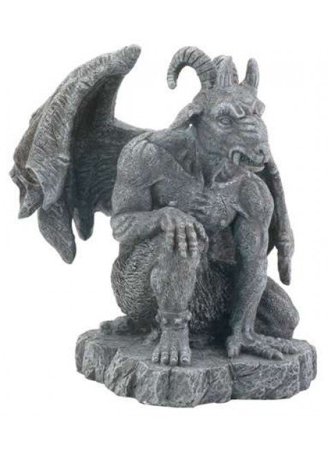 The Guardian Gargoyle Statue at Gothic Plus, Gothic Clothing, Jewelry, Goth Shoes & Boots & Home Decor