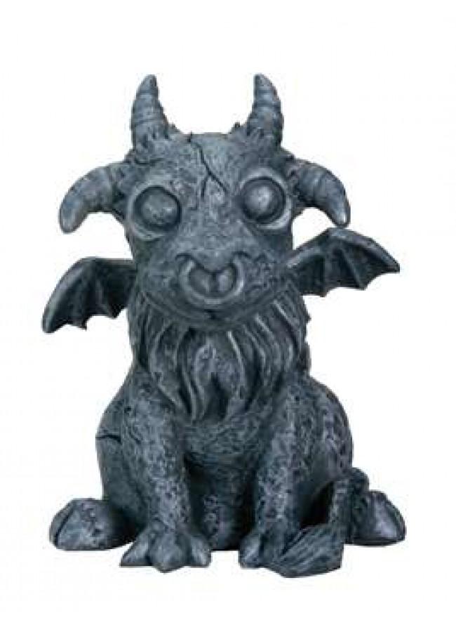Baby Goat Gargoyle Figurine At Gothic Plus Clothing Jewelry Goth Shoes