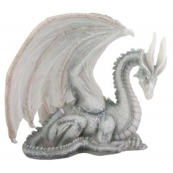 Wise Old Dragon Statue Gothic Plus Gothic Clothing, Jewelry, Goth Shoes & Boots & Home Decor
