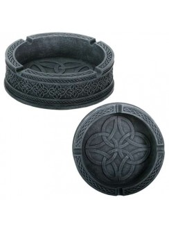 Celtic Ashtray  Gothic Plus Gothic Clothing, Jewelry, Goth Shoes & Boots & Home Decor